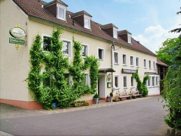 Gasthaus-Pension Kranz - Outside