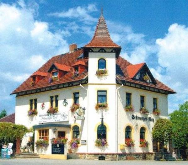 Gaststätte u. Pension Schwarzes Roß - Вид снаружи