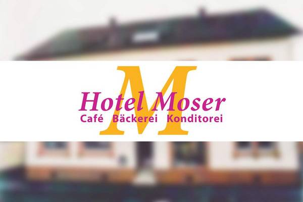 Hotel Moser - pogled od zunaj