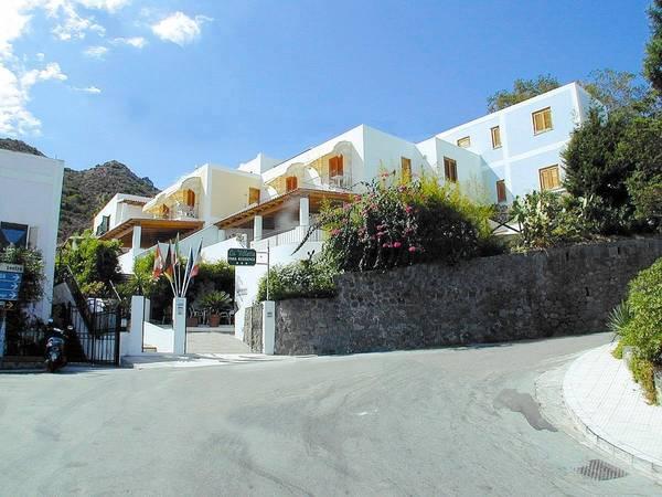 Hotel Residence La Villetta - Aussenansicht