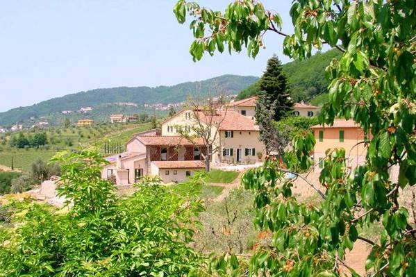 Tenuta San Pietro Luxury Hotel e Ristorante - Widok