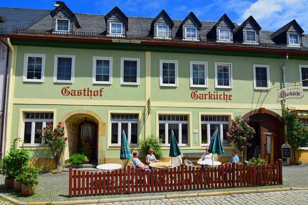 Hotel & Gasthof Garküche - Aussenansicht
