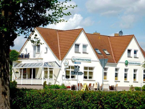 Gasthaus Natzke Gaststube & Pension - Vista externa