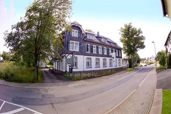 Hotel Artgenossen - Aussenansicht