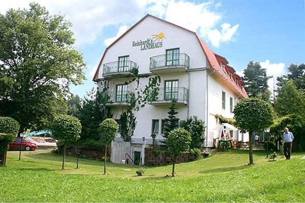 Hotel Reinhardt's Landhaus - Вид снаружи