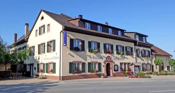 Hotel-Restaurant Löwen - pogled od zunaj