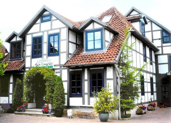 Landhaus Artischocke Hotel - Вид снаружи