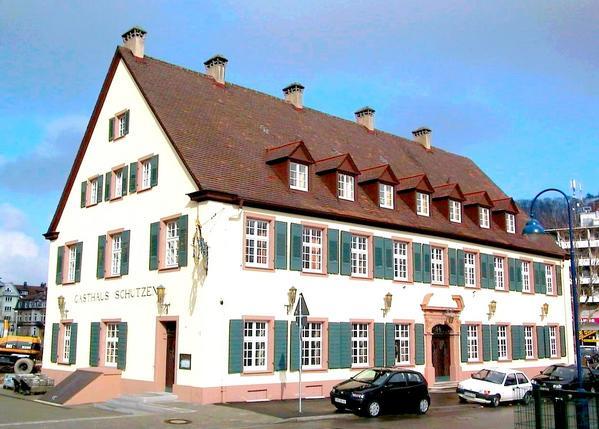 Hotel Gasthaus Schützen - Aussenansicht