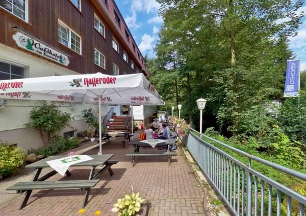 Waldhotel Am Ilsestein -zertifiziertes Wanderhotel- - Aussenansicht