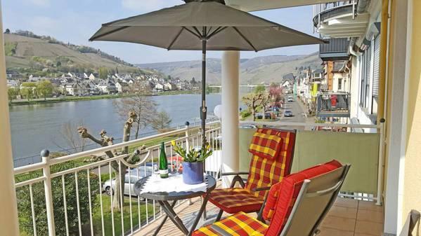 Ferienwohnungen Haus Balduin & Haus Brandenburg - pogled od zunaj