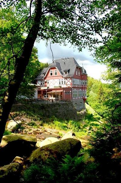 Hotel Steinerne Renne  - Aussenansicht