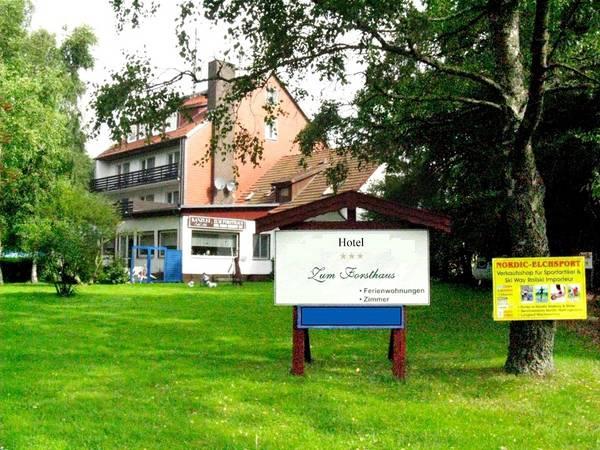 Hotel Zum Forsthaus - Exteriör