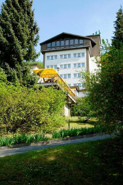 Hotel Reifenstein - Aussenansicht