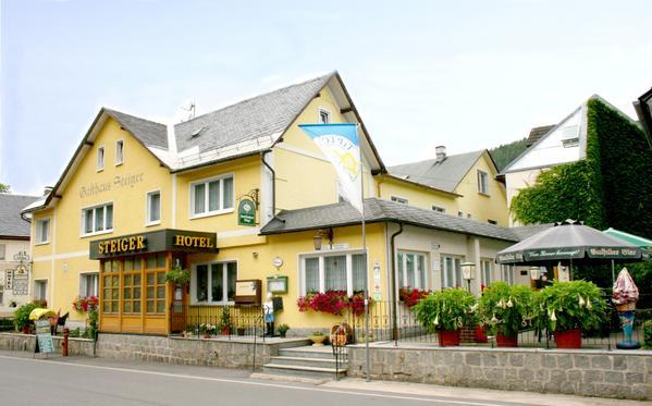 TIPTOP Hotel-Gasthaus Steiger - Outside