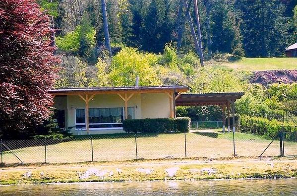 Fewo Haus Melitta, Haus Frieden, Haus Seeblick - Vista al exterior