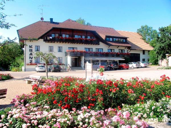 Gasthof Kranz - buitenkant