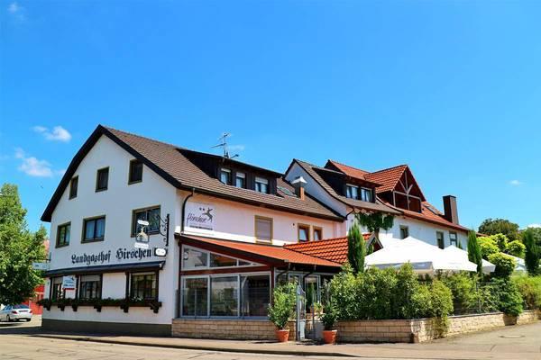 Hotel- Restaurant Werneths Langasthof Hirschen**s - Outside