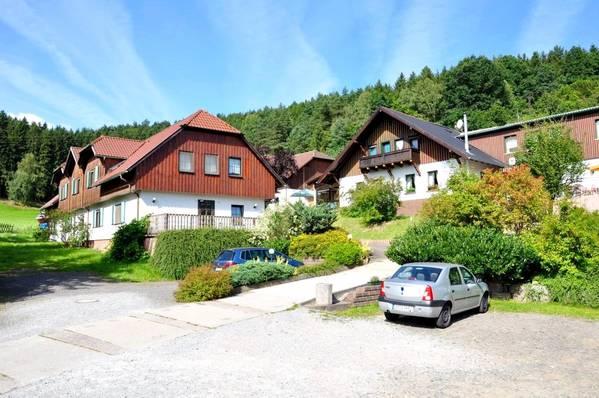 Hotel Waldhaus Wittgenthal - Exteriör