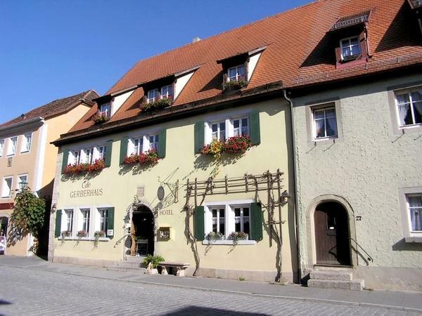 Hotel Gerberhaus - buitenkant