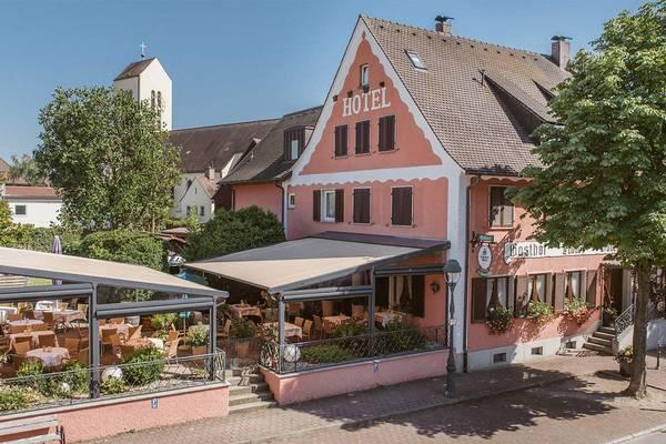 Hotel Restaurant Gasthof Adler - Aussenansicht