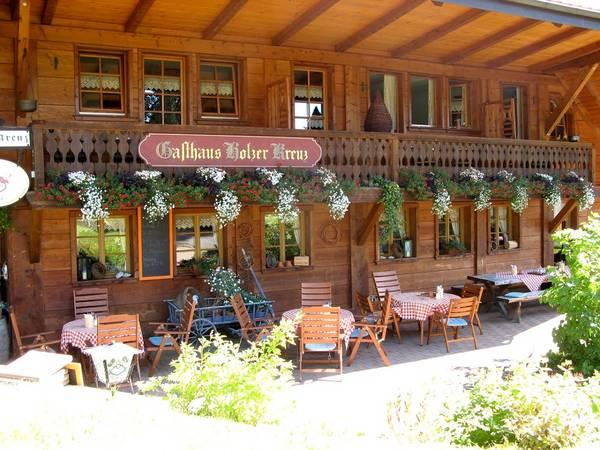 Gasthaus Holzer Kreuz - Aussenansicht