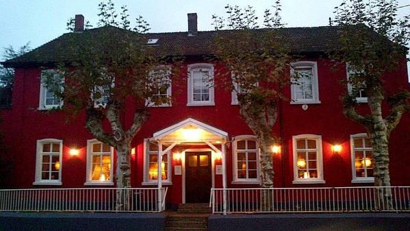 Hotel-Restaurant Badischer Hof - Vista externa