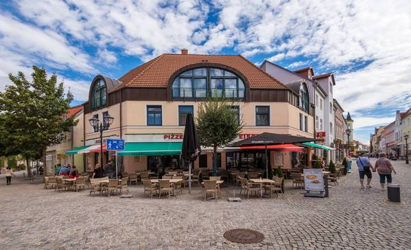 DW Hotel Altstadt - buitenkant
