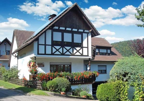 Gästehaus Waldblick - Outside