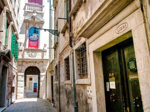 Residenza Quaggio Ca' Grimani - Vista al exterior