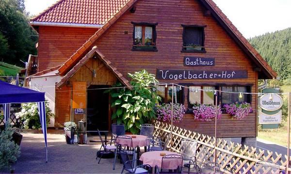 Gasthaus Vogelbacher Hof  Steifritz - Aussenansicht