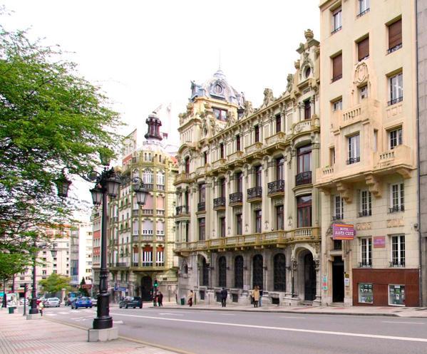 Hotel Santa Cruz - Vista al exterior