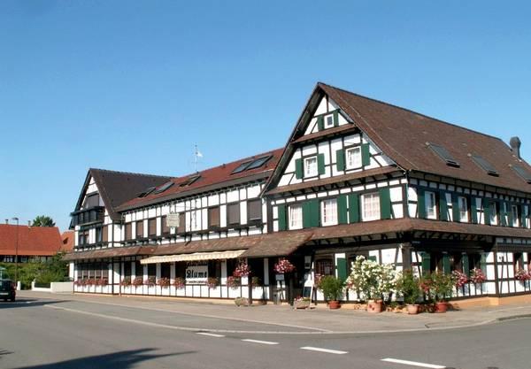 Landgasthof Blume - Outside