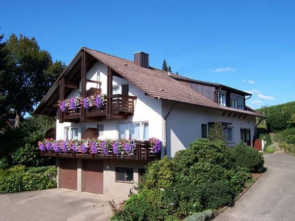 Gästehaus Wörner - Widok