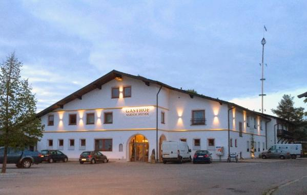Hotel-Gasthof Ulrich Meyer - Vu d'extérieur