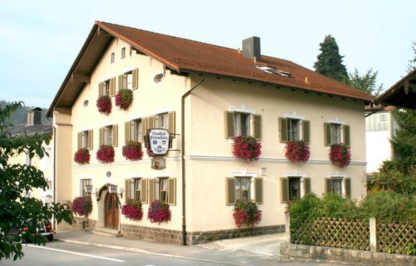 Gasthof Zum Freischütz - pogled od zunaj