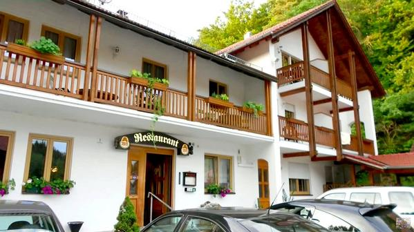 Hotel Restaurant Pension Weihermühle - Outside