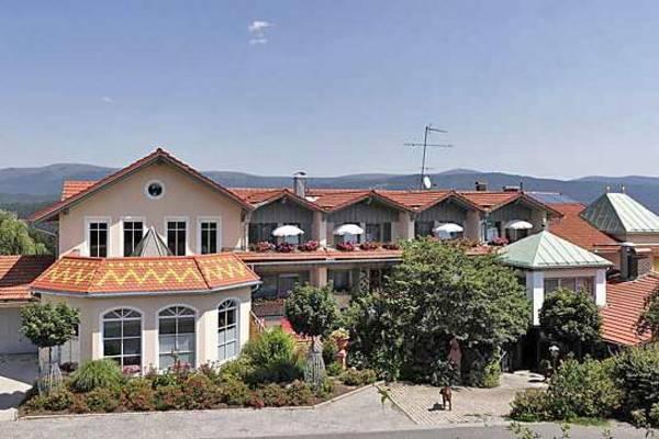 Feriengut Landhotel Waldblick - Vu d'extérieur