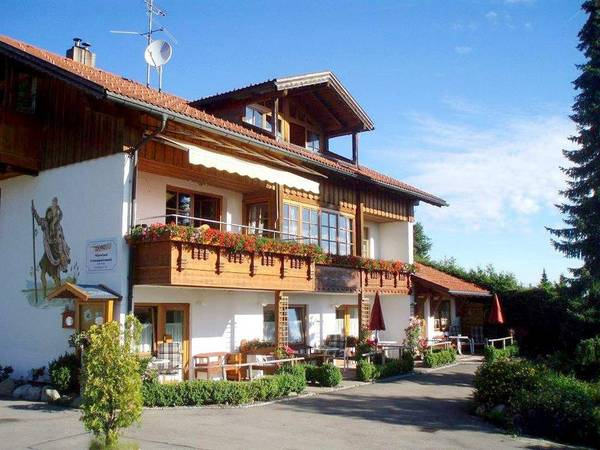 Alpenland Appartements - Vista externa