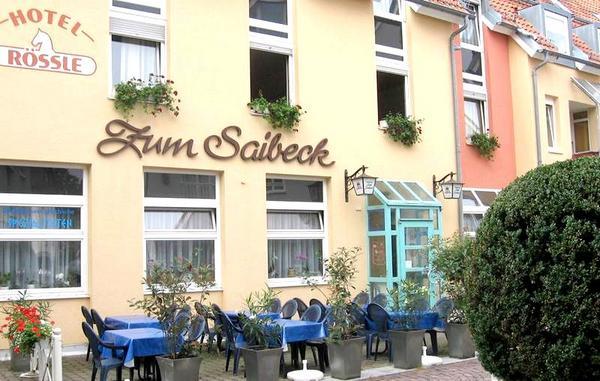 Hotel Rössle - Aussenansicht
