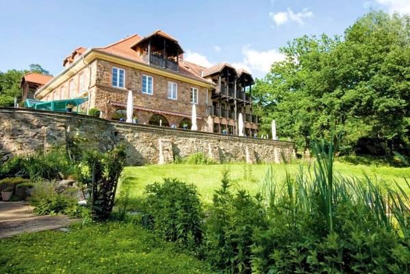 Hotel Haus Neugebauer - Widok