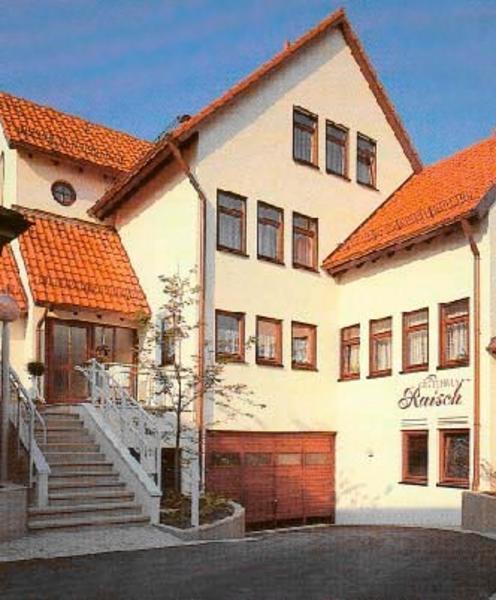 Gästehaus Raisch - Aussenansicht