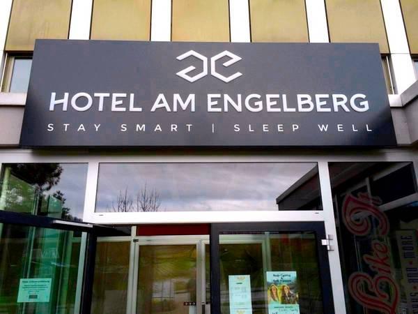 Hotel am Engelberg - 房間