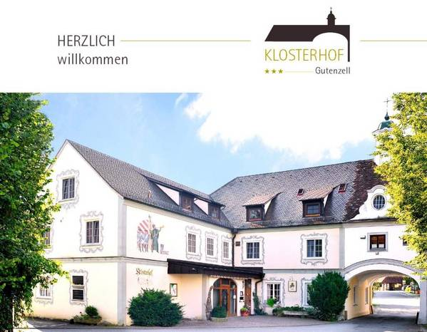 Hotel Klosterhof - Outside