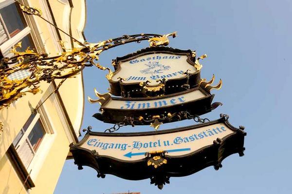 Hotel Gasthaus Zum Boarn - Outside