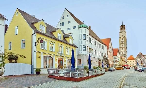 Lodner´s Genießerhotel & Hotel Drei Mohren - buitenkant
