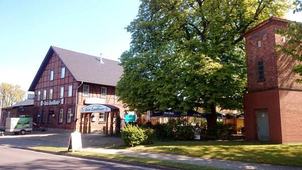 Zum Landhaus Dannenbüttel - Outside