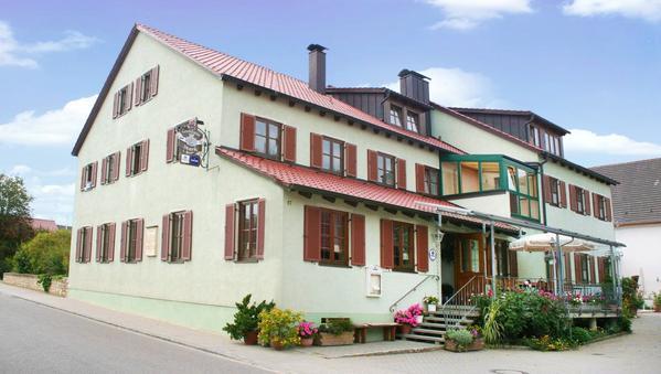 Gasthaus Stark Wolkertshofen - Вид снаружи