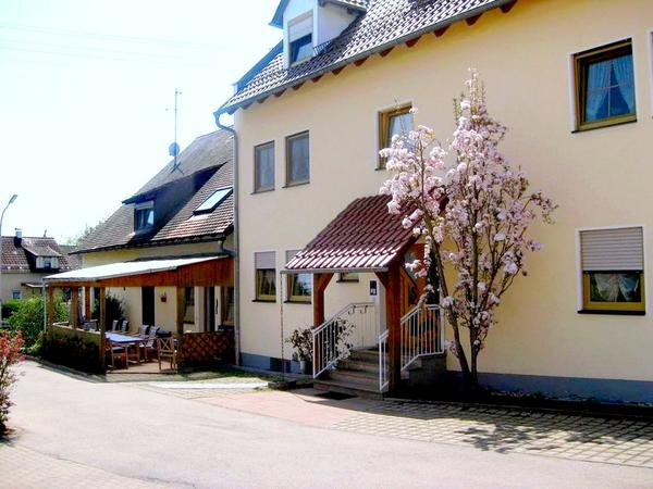 Ferienhof Stark   - Aussenansicht
