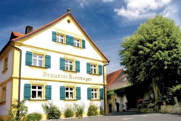 Landgasthof Rittmayer   Hotel - Brauerei - Widok