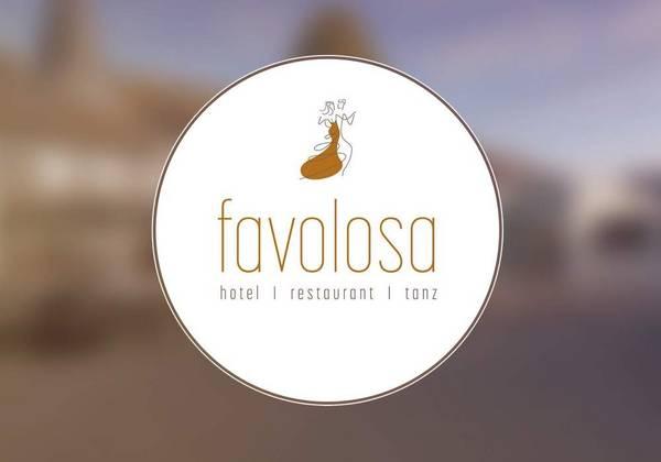 Hotel favolosa - Logotipo